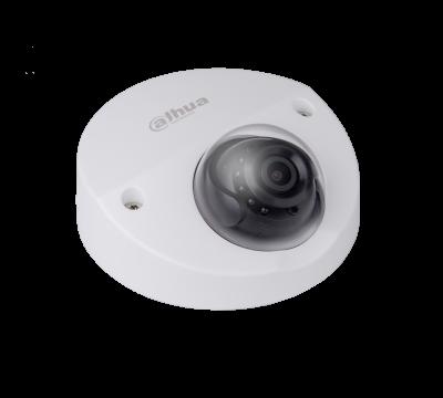 4 Megapiksel Full HD Waterproof WDR IR Dome IP Kamera-Sesli